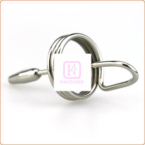 Boa Constrictor Penis Plug & G Ring