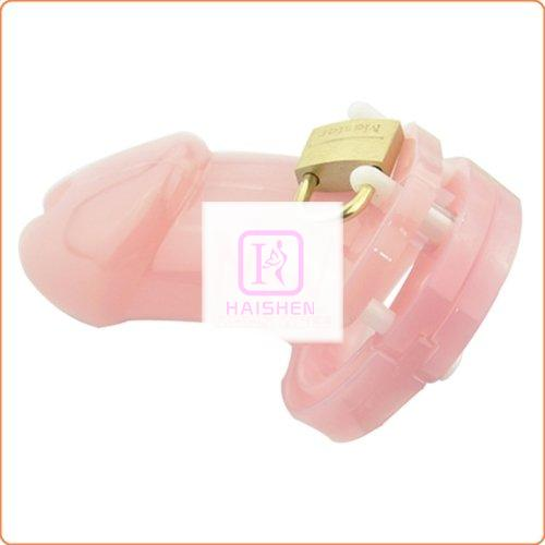 CB-6000 Male Chastity Cage - Pink