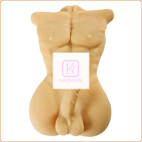 Daniel Half Body Doll With Penis For Female