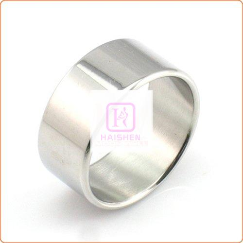 Fashion Men' s Stainless Steel Cock Ring