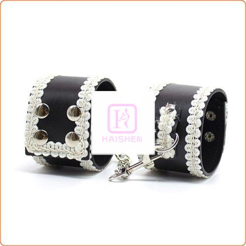 Lace Wrist and Ankle Cuffs