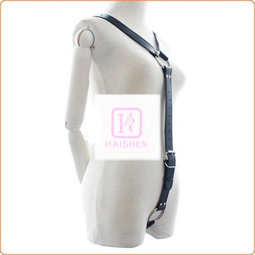 Leather Y-style Gothic Harness