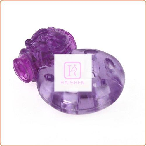 Lion Jelly  Vibrating  Cock Ring