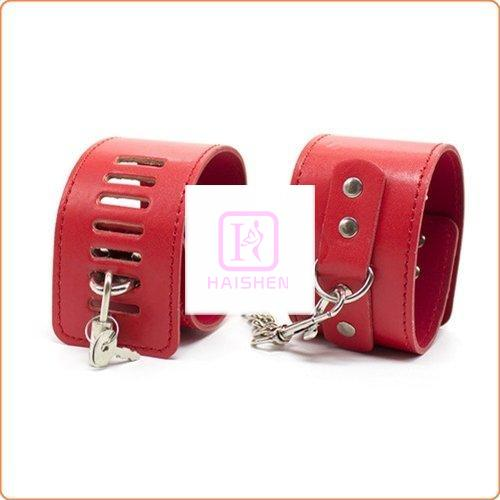 Locking Adjustable Wrist and Ankle Cuffs