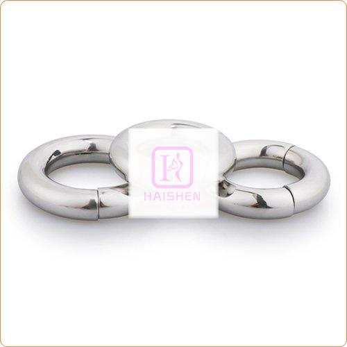 Magnetize Stainless Steel Magnetic Cock Ring