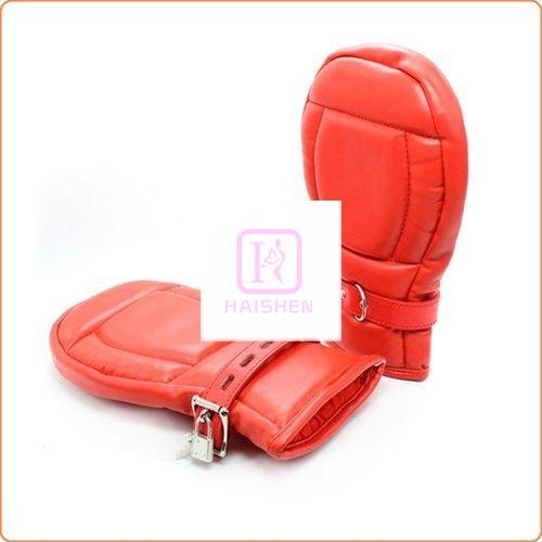 Padded Suspension Mitts Restraints Handcuffs