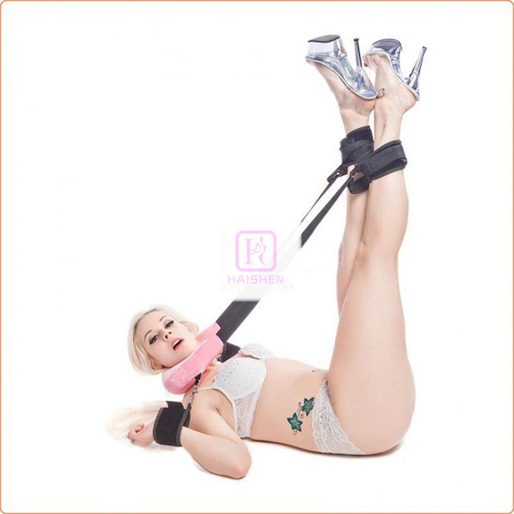 Pink Position Neckband Master Set With Cuffs