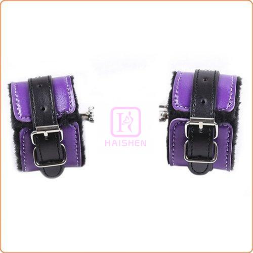 Plush Lined Wrist and Ankle Cuffs