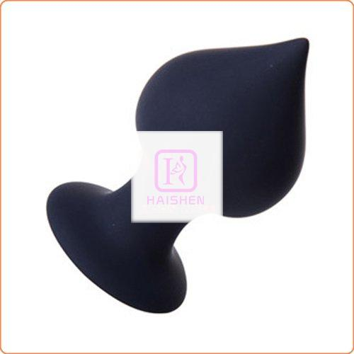 Pointed Silicone Butt Plug
