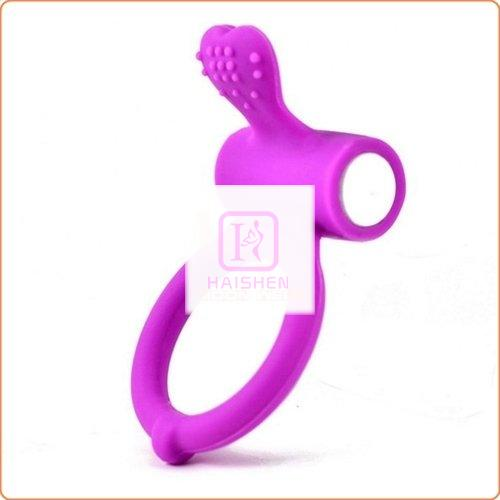 Power Clit Vibrating Cock Ring