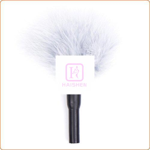 Removable Travel Feather Tickler
