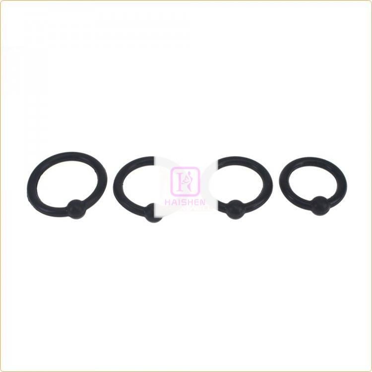 Silicone Cock Head Ring Set