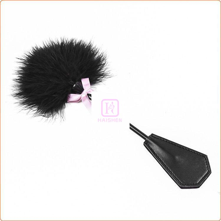 Tickler And Paddle 2 in 1 With Bow