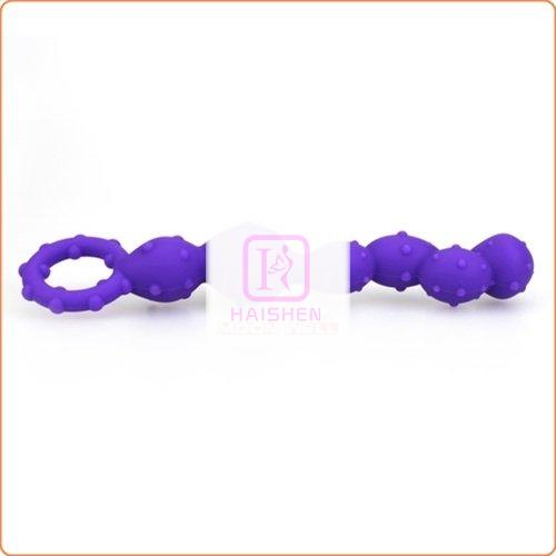 Ultimate Silicone Anal Beads