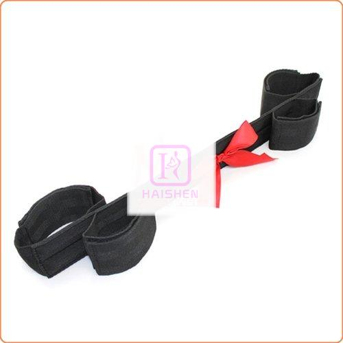 Velcro Ankle to Wrist Restraints With Bowknot