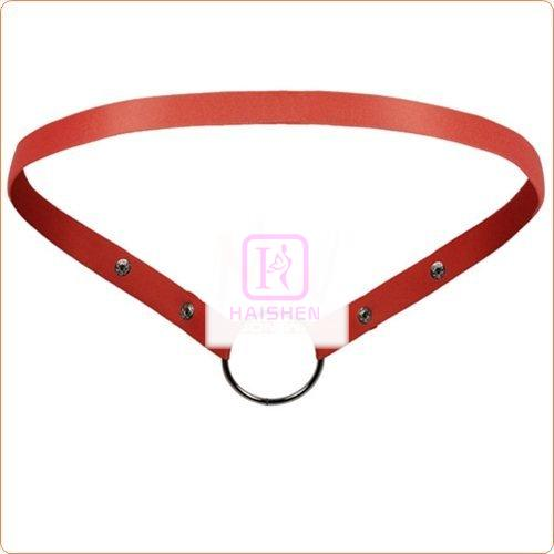 Different Colors Assless Ring Care Thong For Men