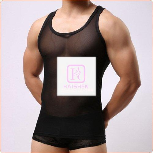 Fashion And Chic Mesh Vest For Men