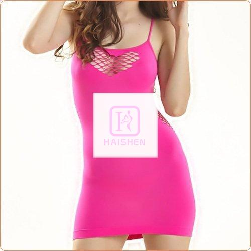 High Quality Strappy Hot Dress For Ladies