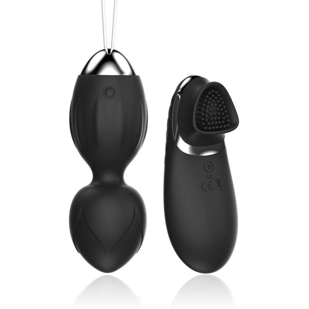 Wireless Remote Control Vibrator G Spot Bullet Vibrator for Adult Sex Toys and Women