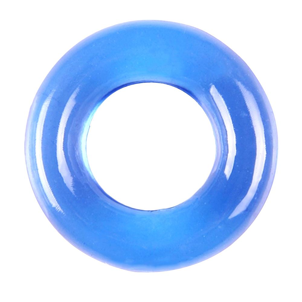 Cheapest Price Medical TPE Soft Rubber Stretchy Penis Big Size Boys Gay Cock Ring