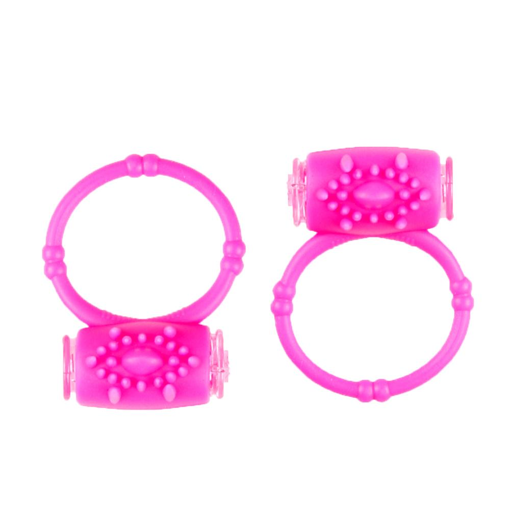 Medical TPE Strong Vibration Delay Ejaculation Thin Adjustable Silicone Cocks Rings