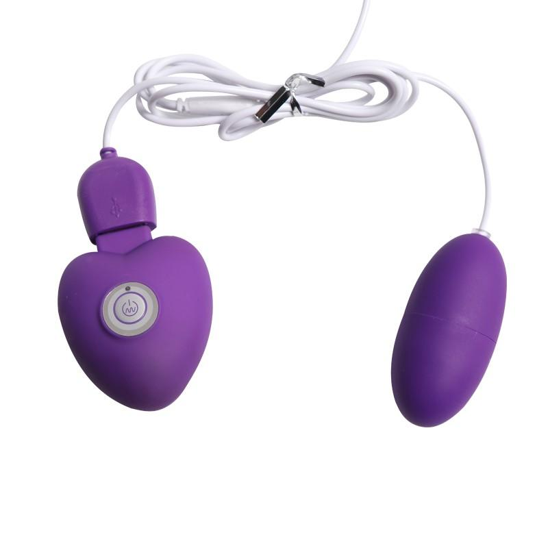 Sex Shop Jumping Egg with USB Charging, Remote Control 20 Speed Vibrating