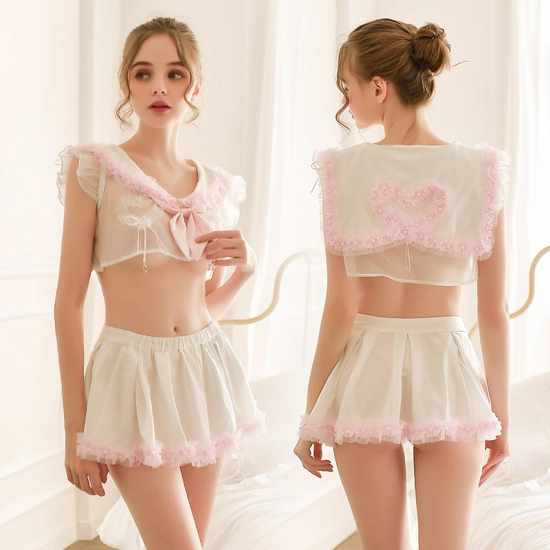 New Wholesale Women Erotic Lace Sexy Costumes Sexy