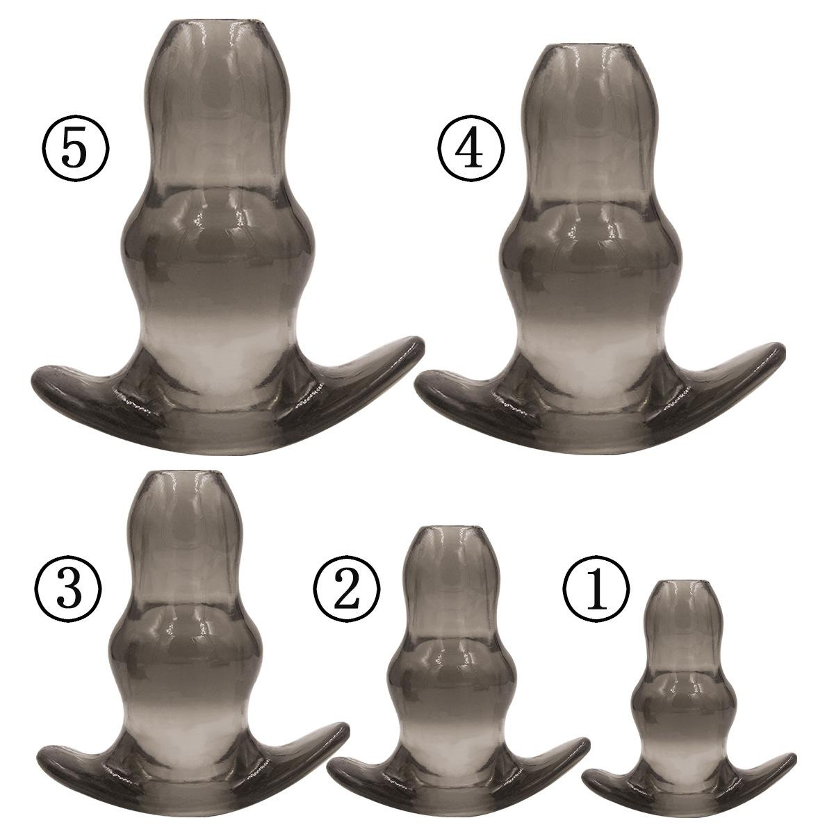 Anal Plug Masturbation Device Adult Sex Products Backyard Deluxe Chastity for Male and Female S