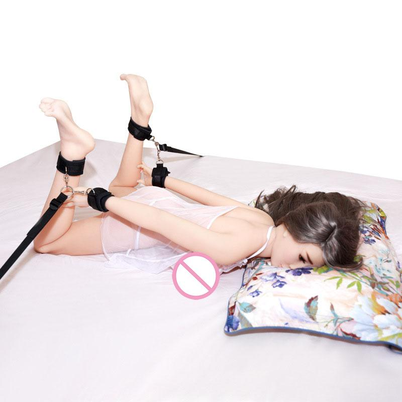 Binding Style Interest Forced Leg Divider SM Bed Assistant Restraint for Coupl