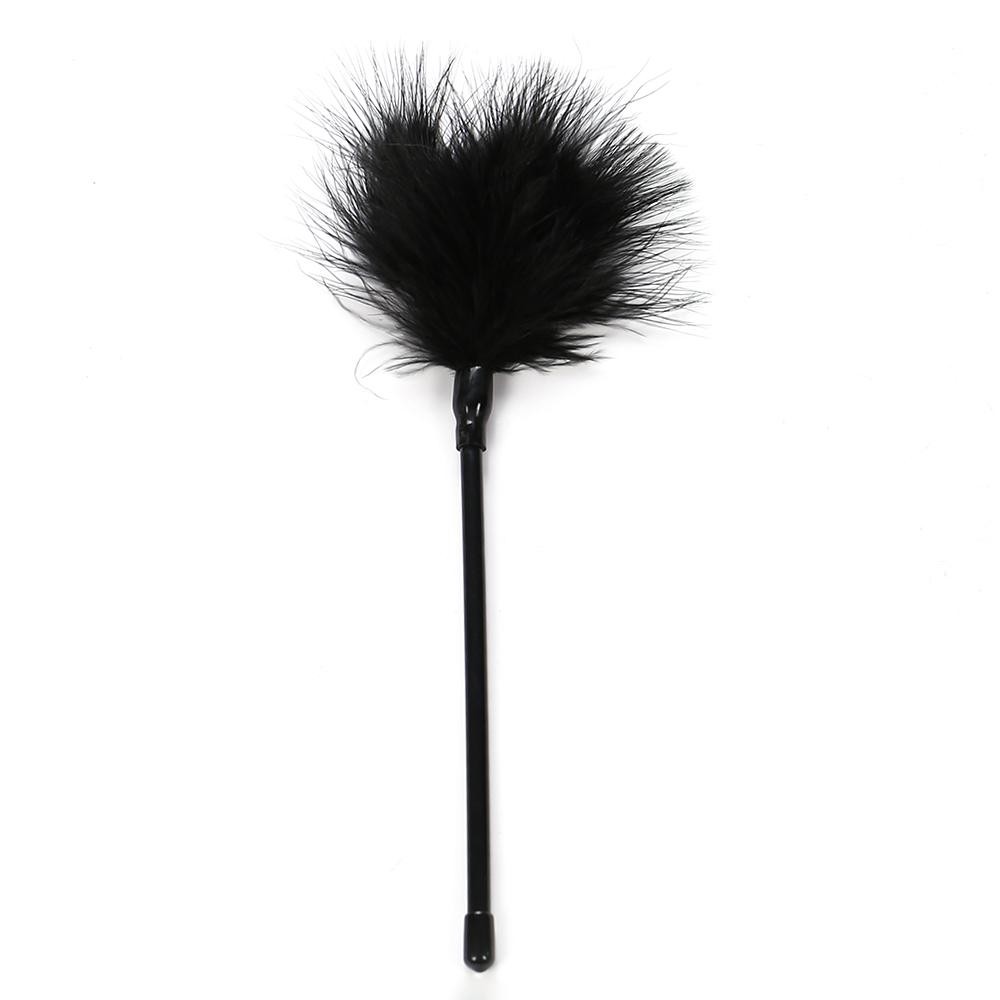 Slave Fetish Toy For Adult Sex Games Feather Toys Feat