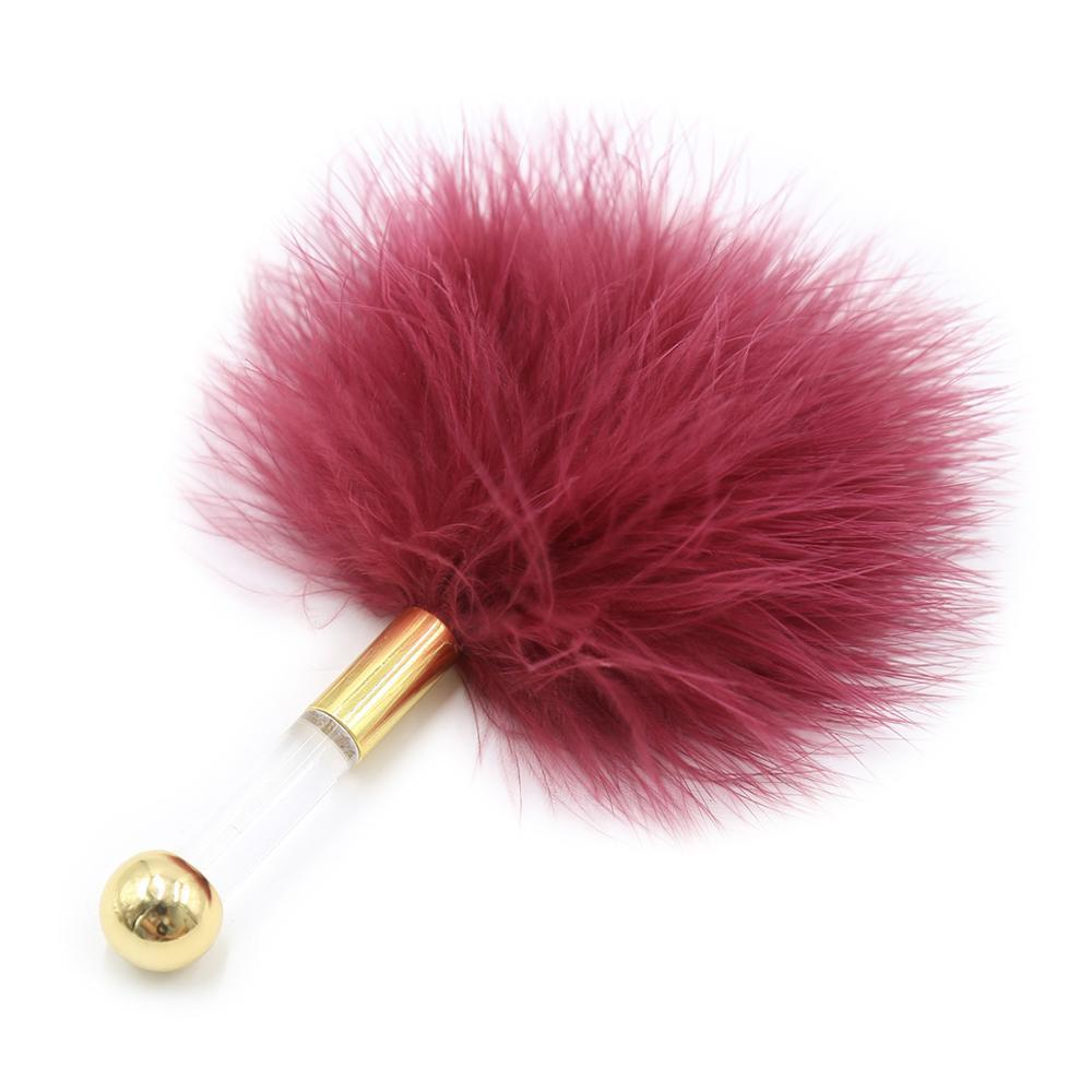 Best sales sex feather with Metal rod for