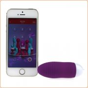 APP Control Dancing Genius Bluetooth Vibration Egg