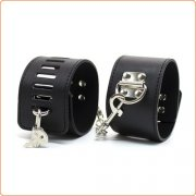 Adjustable Hand & Ankle Cuffs With Lock