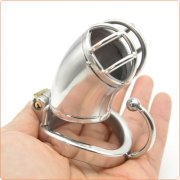 Ball Hook Deluxe Extreme Chastity Cage
