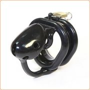 Birdlocked Pico MCD Male Chastity - Black