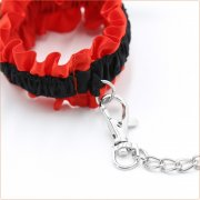 Bow Collar With Cuffs