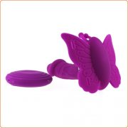 Camille Rotation Strap-on Vibrator