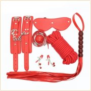 Coco Whip Bondage Kit - 6 pcs