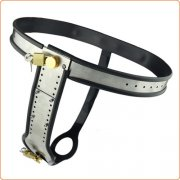 Female Steel Premium Chastity Belt