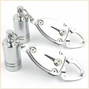 Fish Heavy Nipple Clamps