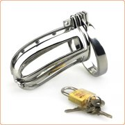Internal Studded Chastity Device