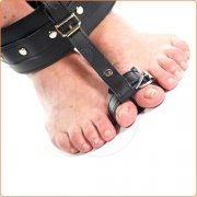 Leather Ankle & Toe Restraint