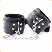 Lichee Pattern Wrist and Ankle Cuffs