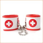 Naughty Nurse Bondage Kit - 3 Pcs
