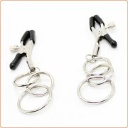 Nipple Clamps with 3 Ring