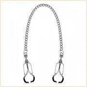 Nipple Clamps with Removable Chain