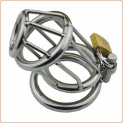 Penal Code Locking Male Chastity Cage