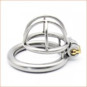 Prisoners Male Chastity Cage - Small