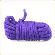 Purple SM Special Cotton Ropes - 10M