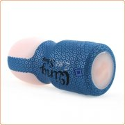 Qing Series Pocket Masturbation Oral - Blue
